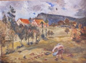 Herbst am Talgenbach