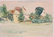 1938, Aquarell, WV-Nr.766