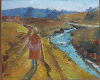 1932, Öl auf Leinwand, WV-Nr.614