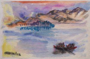2844 Griechische Küste